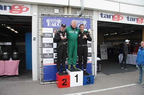 Historic Zandvoort Trophy 2015 Race 2